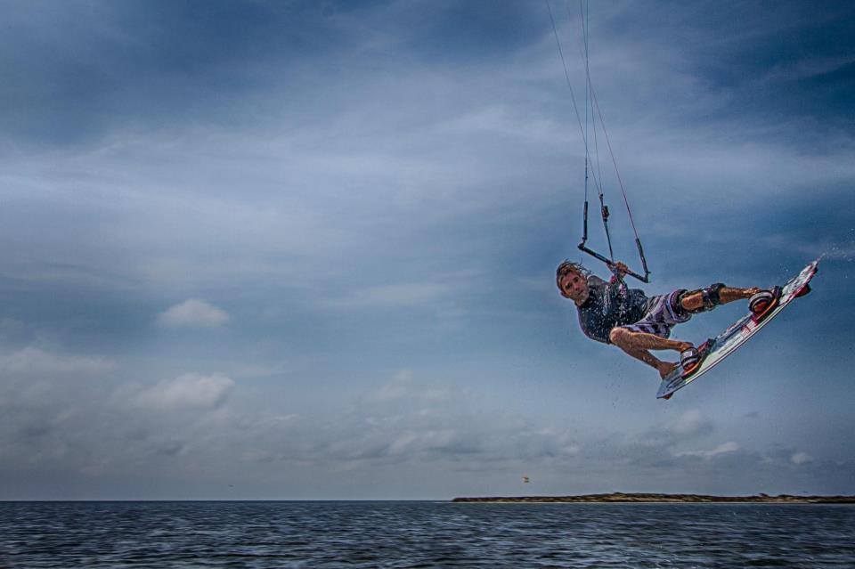 Ozone Kites Team Riders