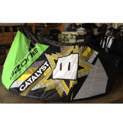 2015 Ozone Catalyst 8m Green Complete DEMO