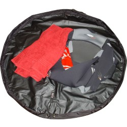 Ozone Wet Bag and Changing Mat